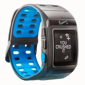 Nike+ SportWatch GPS Powered – часы для спортсменов