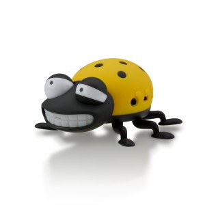 Portable Cartoon Ladybug Mini SD USB